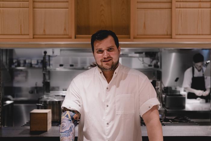 Chef Agustin Balbi - Haku