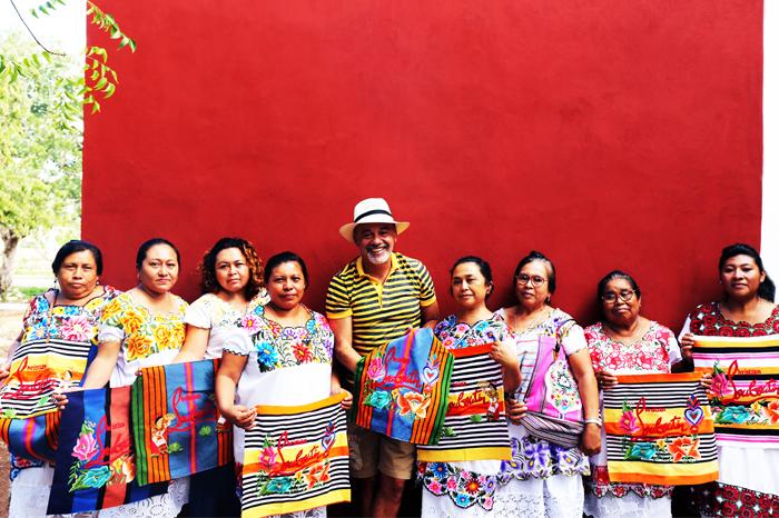Christian Louboutin x Taller Maya Foundation
