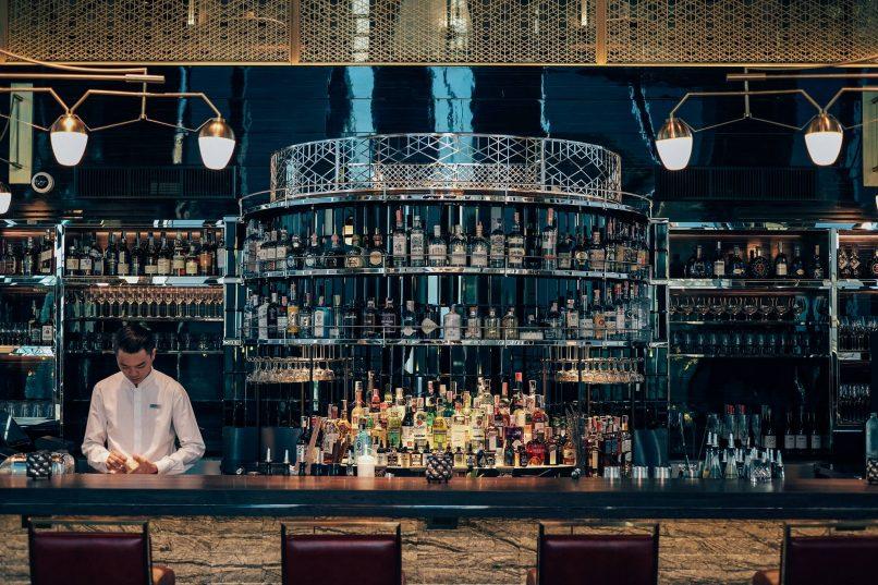 Penthouse Bar + Grill Bangkok restaurants