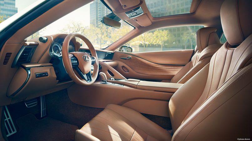 Lexus-LC-500-interior