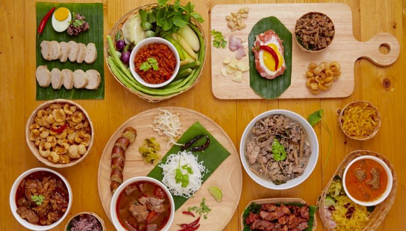 Kruajiangmai, Bangkok restaurants