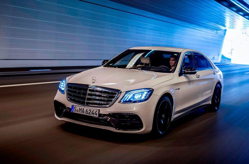 Mercedes-Benz S-Class - AMG S63