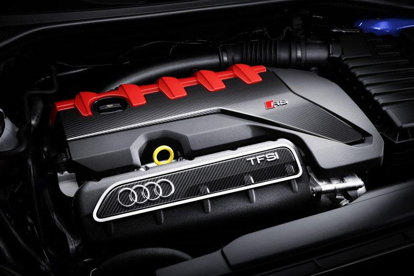 Audi RS3 engine