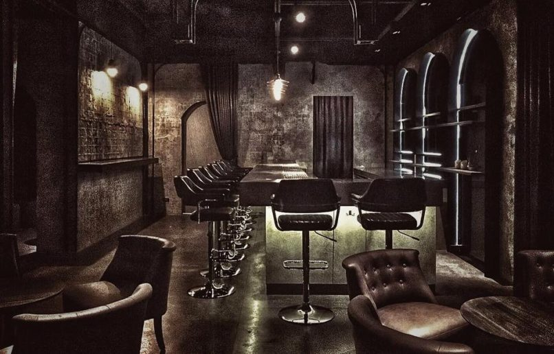 The Locker Room, #FindTheLockerRoom, where to drink in Bangkok