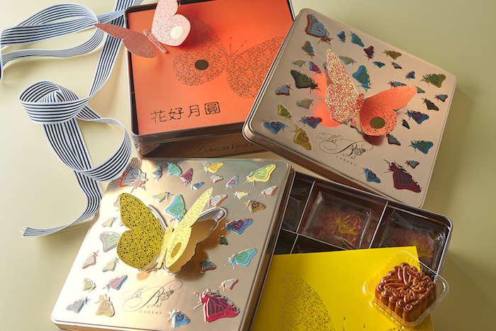 mooncakes mid-autumn festival 2017