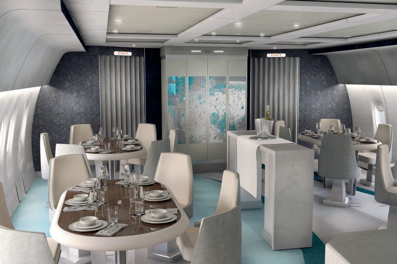 Crystal AirCruises - Michelin-inspired Cuisine