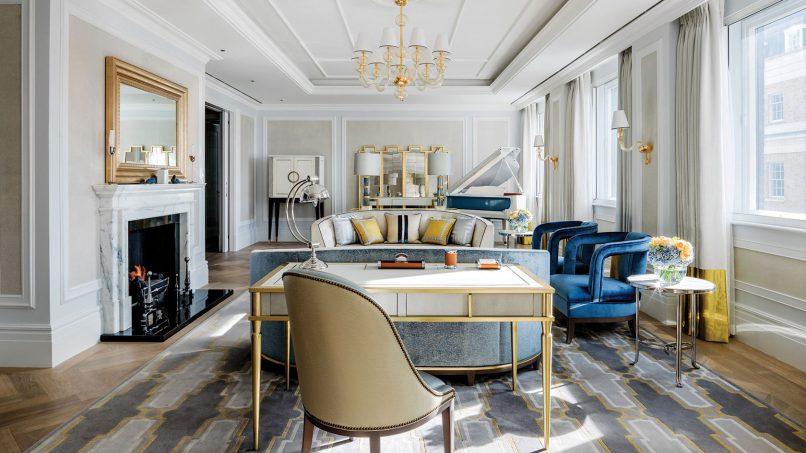 Luxury Hotels We Love - The Langham London