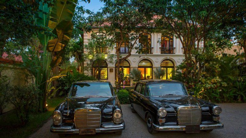Luxury Hotels We Love - Heritage Suites Hotel