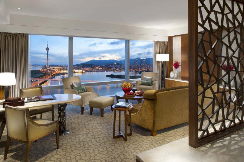 Luxury Hotels We Love - Mandarin Oriental Macau