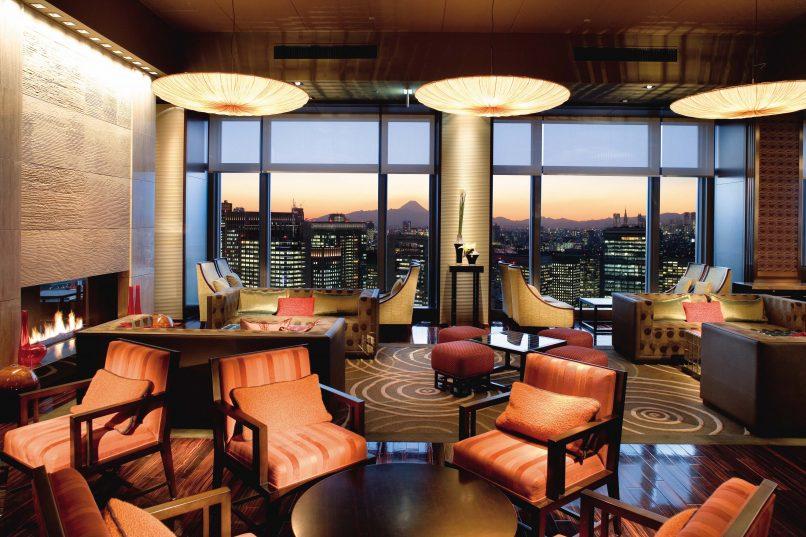 Luxury Hotels We Love - Mandarin Oriental Tokyo