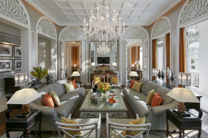 Luxury Hotels We Love - Mandarin Oriental Bangkok