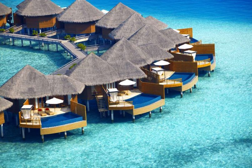 Luxury Hotels We Love - Baros Maldives