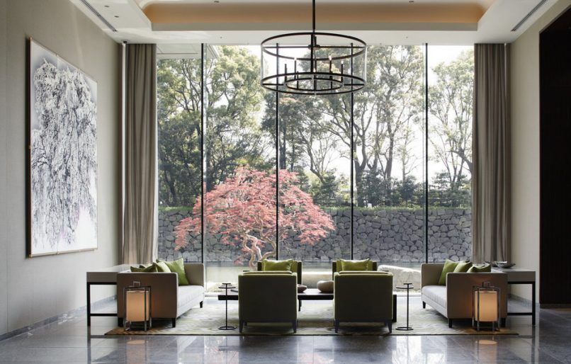 Luxury Hotels We Love - Palace Hotel Tokyo