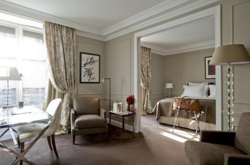 Luxury Hotels We Love - Le Burgundy Paris
