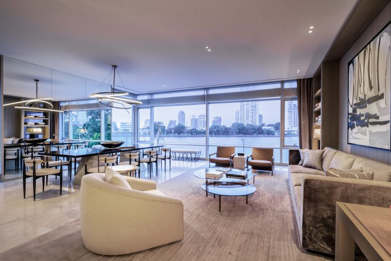 Four Seasons Private Residences Bangkok