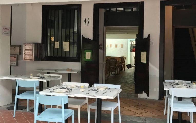 Gaig Restaurant Singapore