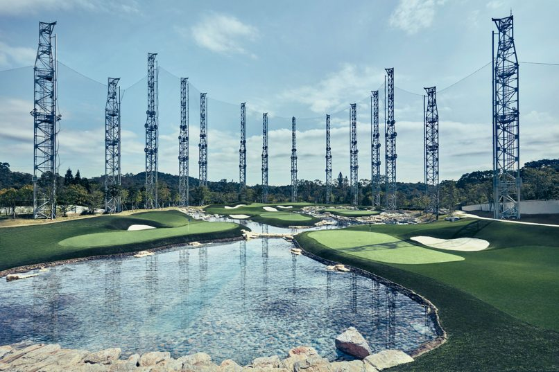 Hong Kong Golf and Tennis Academy - six hole short course