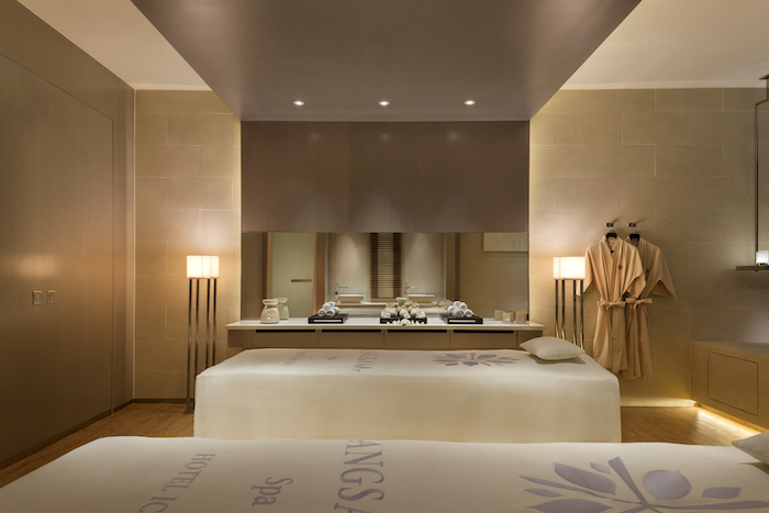 Treatment Rooms Angsana Spa