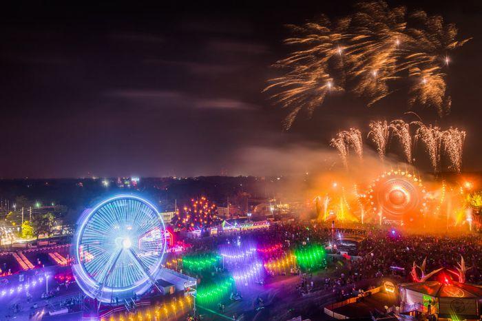 Best music festivals - EDC Orlando
