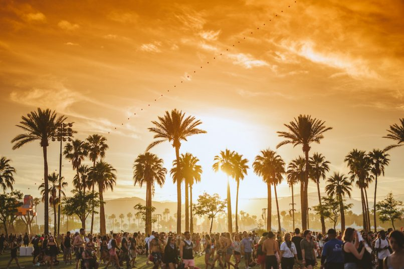 Best music festivals - Coachella
