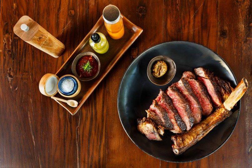 Le Cochon Blanc steakhouses Bangkok