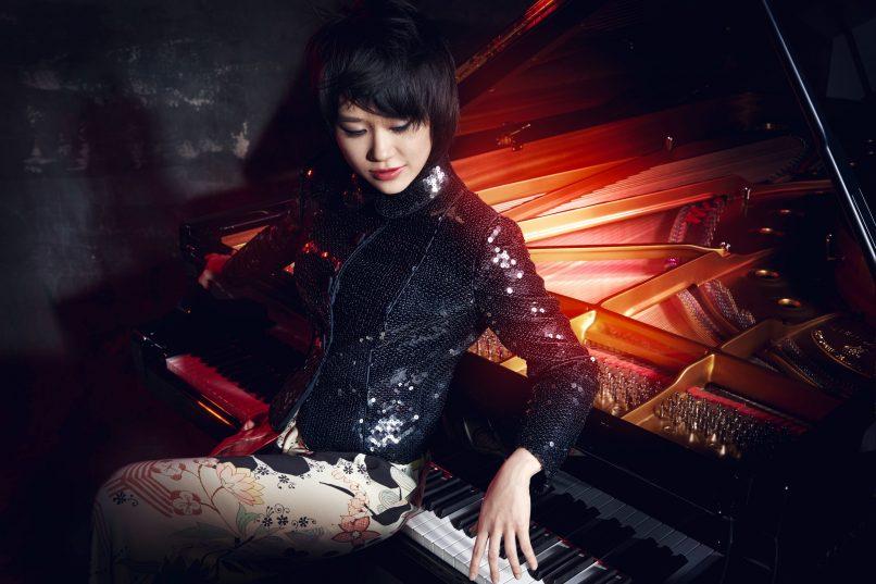 what to do in Hong Kong - Yuja Wang