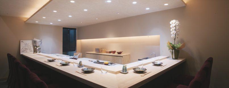 Sushi Masato omakase Bangkok