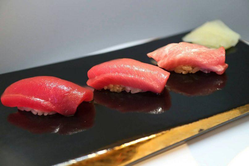 Ginza Sushi Ichi omakase Bangkok