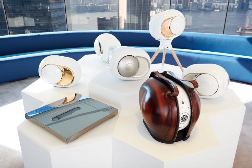 Devialet Lee Gardens Private Lounge