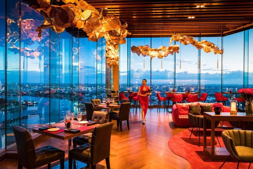 Attitude Rooftop Bar Bangkok