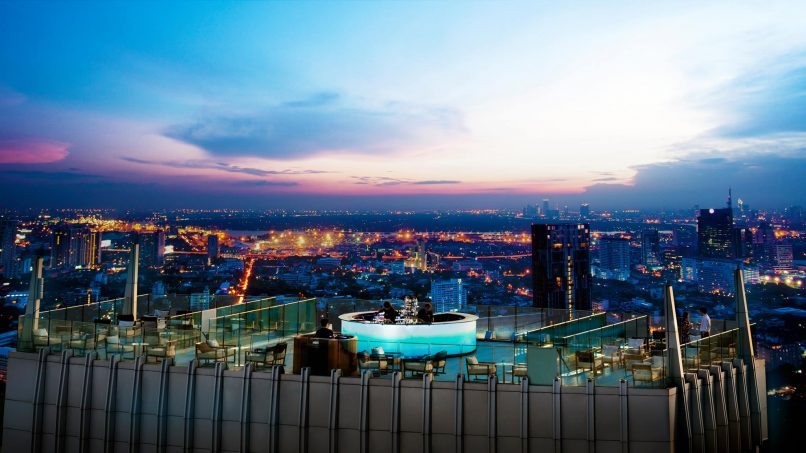 Octave Rooftop Lounge & Bar Bangkok