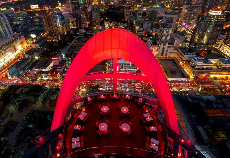 Red Sky Bangkok