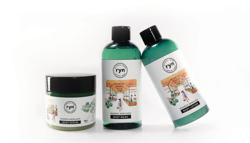 Ryn Thai beauty brands Bangkok