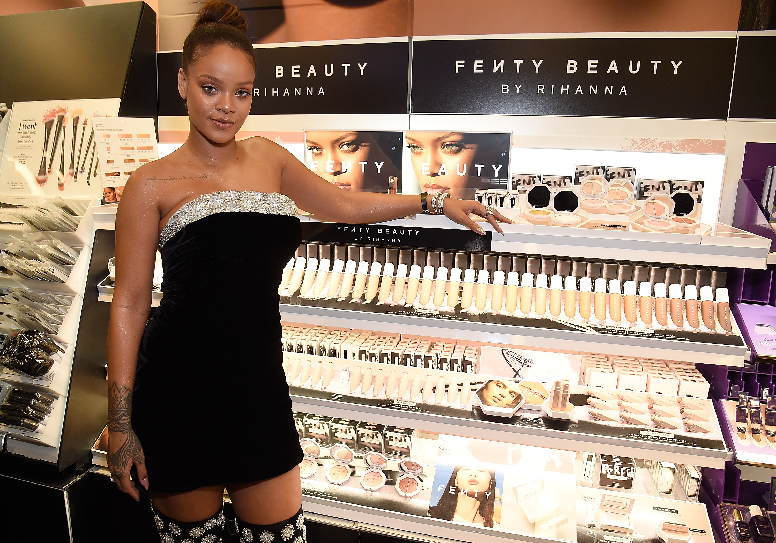 fenty beauty the cheat sheet