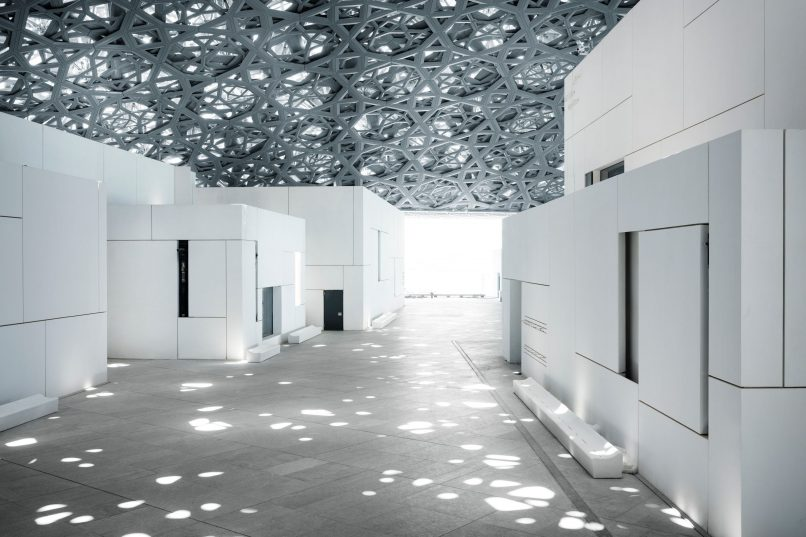 Louvre Abu Dhabi - interior