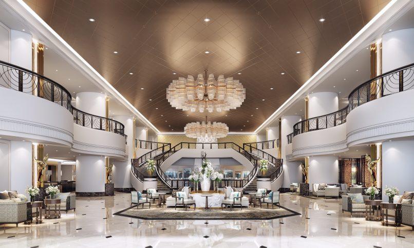 The Athenee Hotel