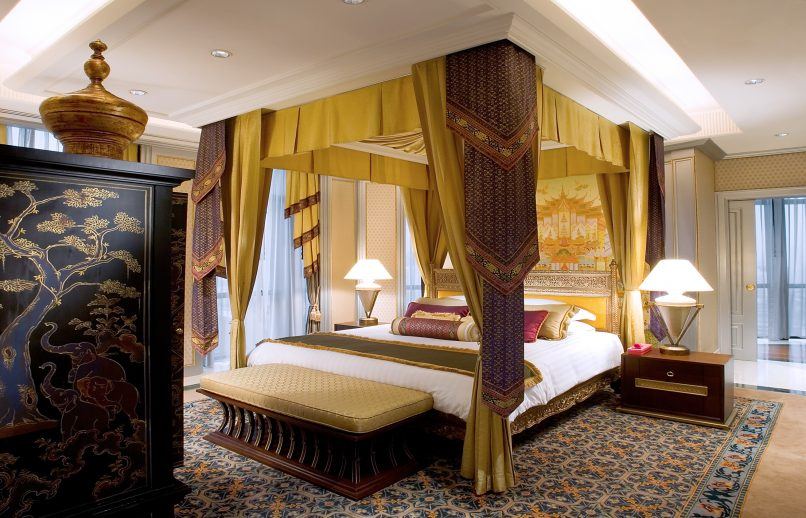 Introducing The Athenee Hotel, A Luxury Collection Hotel, Bangkok