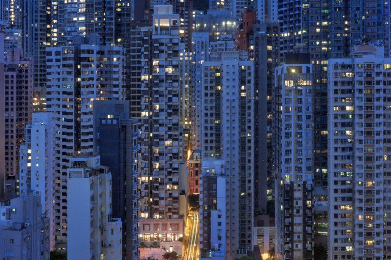 Vacheron Constantin Overseas Collection - Blue Hour - Peel Street