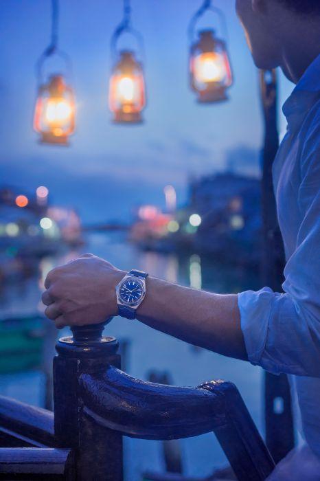 Vacheron Constantin Overseas Collection - Blue Hour - Tai O