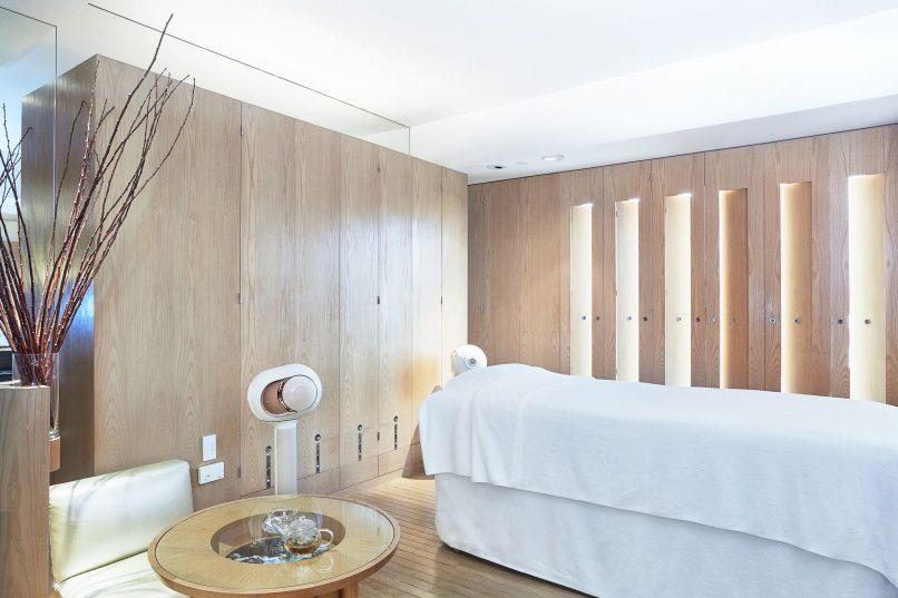 Devialet x Plateau Spa - treatment room