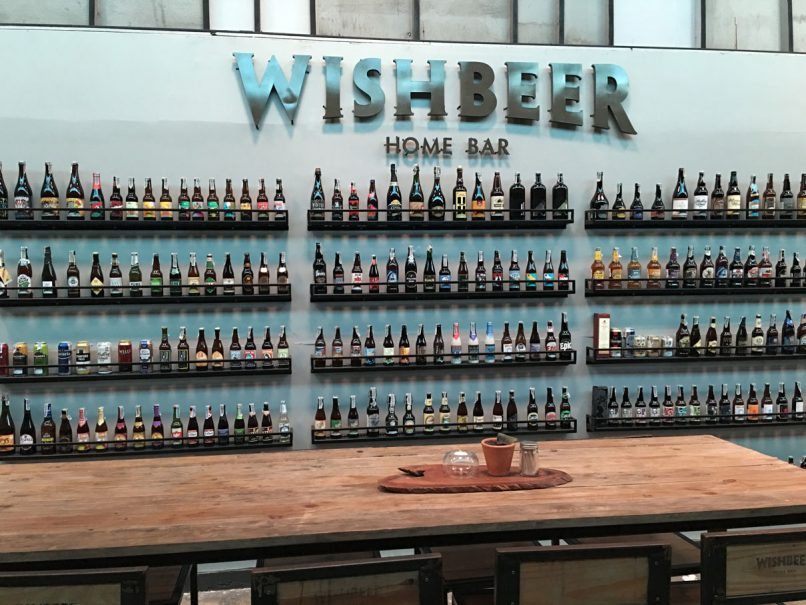 Wishbeer Home Bar craft beer in Bangkok