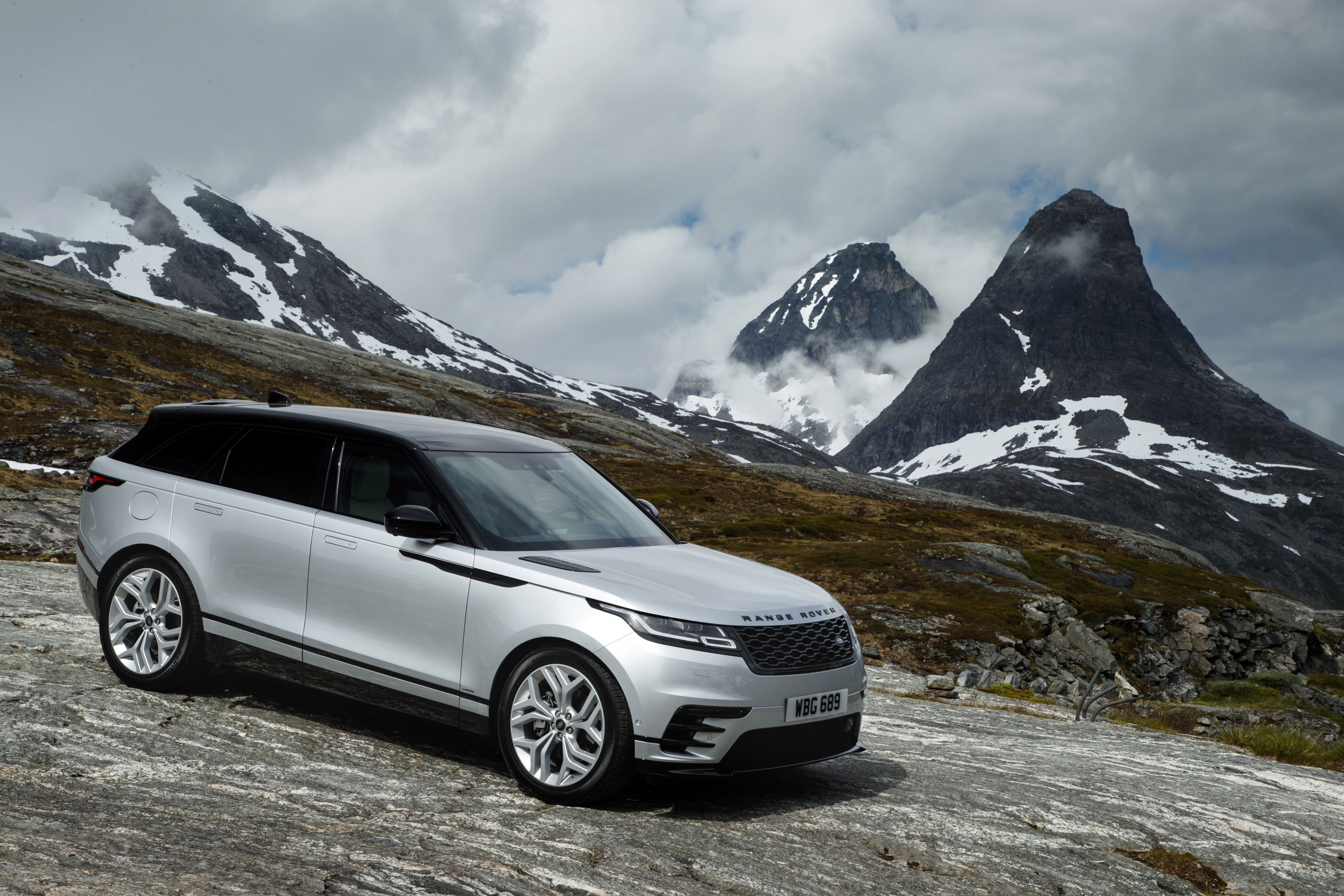 Range Rover Velar the cheat sheet