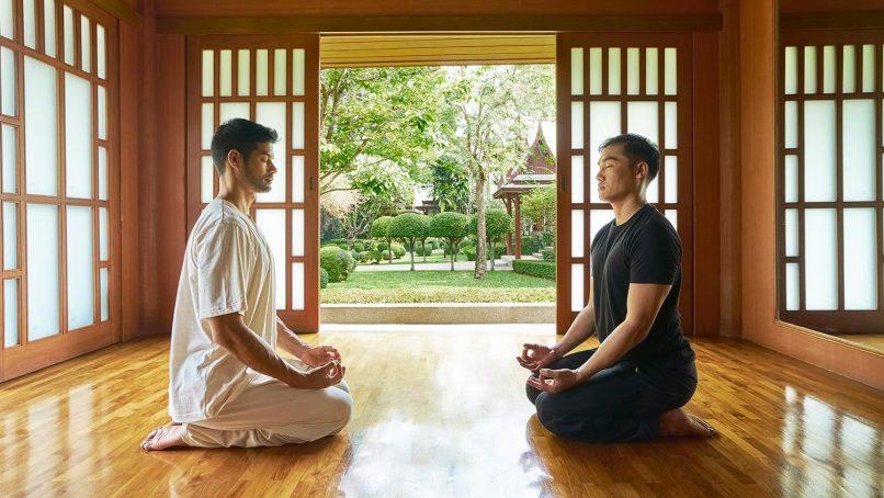 Yoga for Life by Chiva-Som yoga retreats Thailand