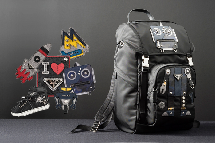 Prada's new pop-up store offers a special selection of men's travel and accessories