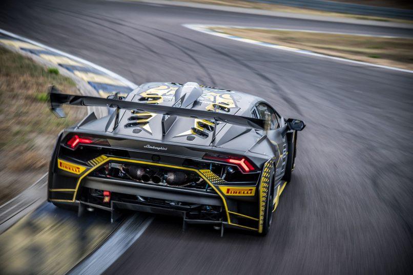Lamborghini Huracán Super Trefeo Evo