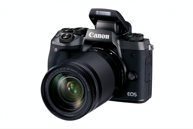 Canon EOS M5 camera