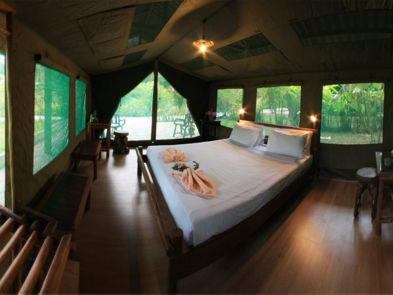 The Elephant Hills thailand glamping