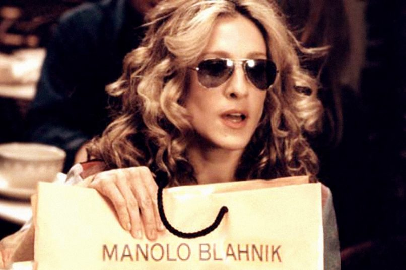 manolo blahnik sex and the city