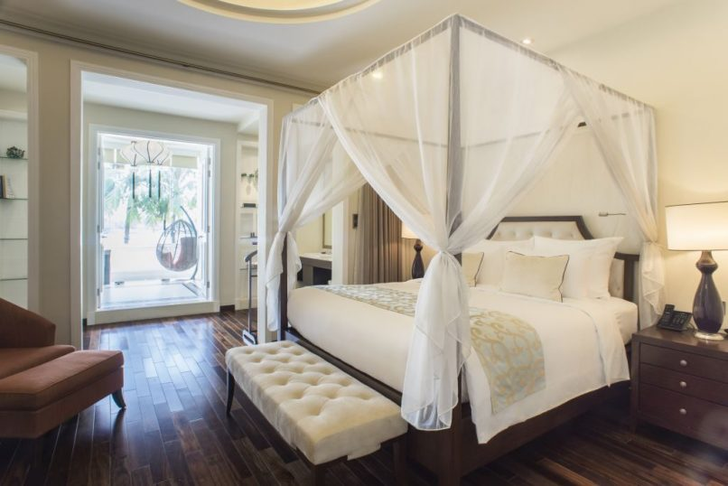 Villa Song imperial-suite-luxury-suite boutique Saigon