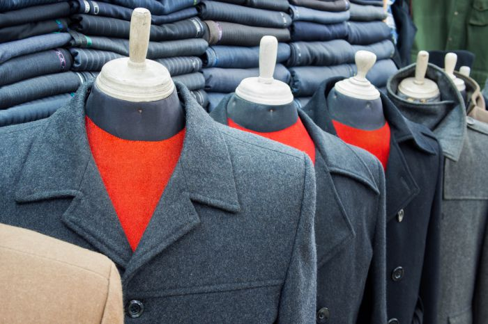 Hoi An - tailoring